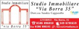 Studio Immobiliare Via Borra, 35